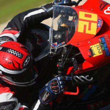Rinas testuje – wyścigowy kask HJC R-PHA 11