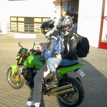 RinasStory – część 13 – Zielony Wariat Z1000